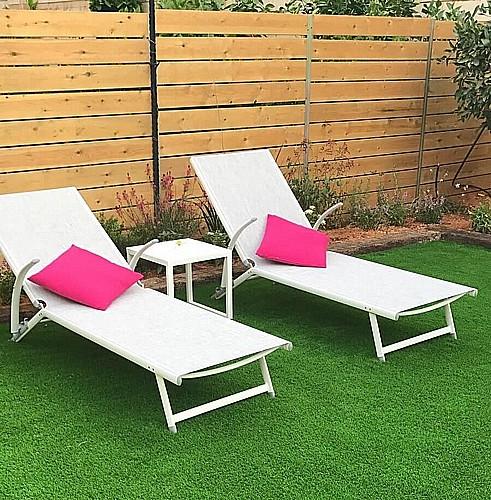 מאוד מיטת שיזוף לגינה, מיטת שיזוף למרפסת   סטוק גארדן UG-35